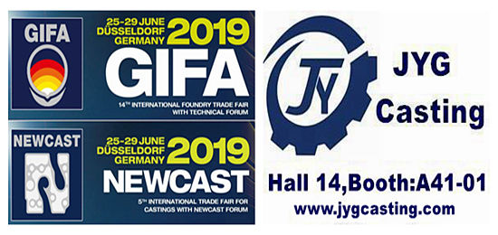 Come to Visit Us at NEWCAST Düsseldorf 2019 !